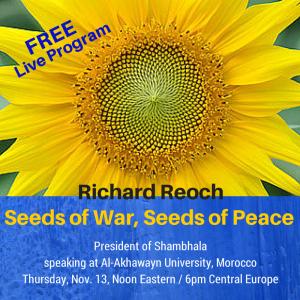 Seeds of War, Seeds of Peace (1)
