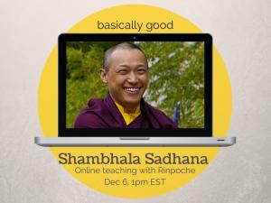 Shambhala Sadhana-gray
