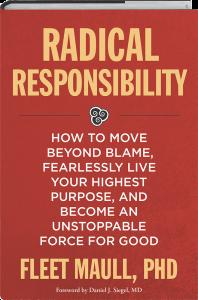 Radical Responsibility - book by Fleet Maull
